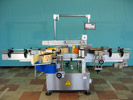 Dual Side Automatic Labeling Machine