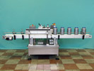 Single Side Automatic Labeling Machine