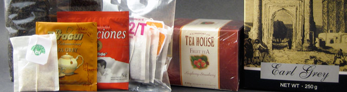 Filter Tea Filling and Loose Tea Packing
