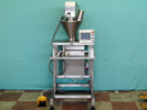 Tabletop Powder Filling Machine, Semi Automatic
